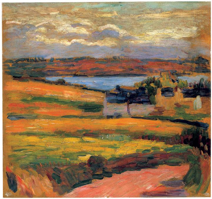Landschaft, 1905